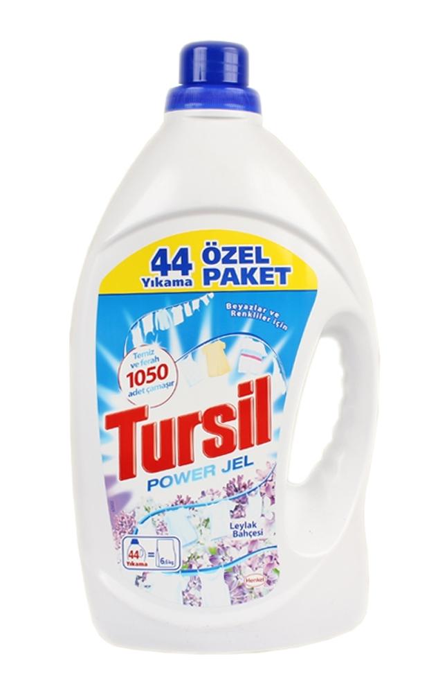 TURSIL JEL LEYLAK BAHCESI 3080 ML 44 YIKAMA