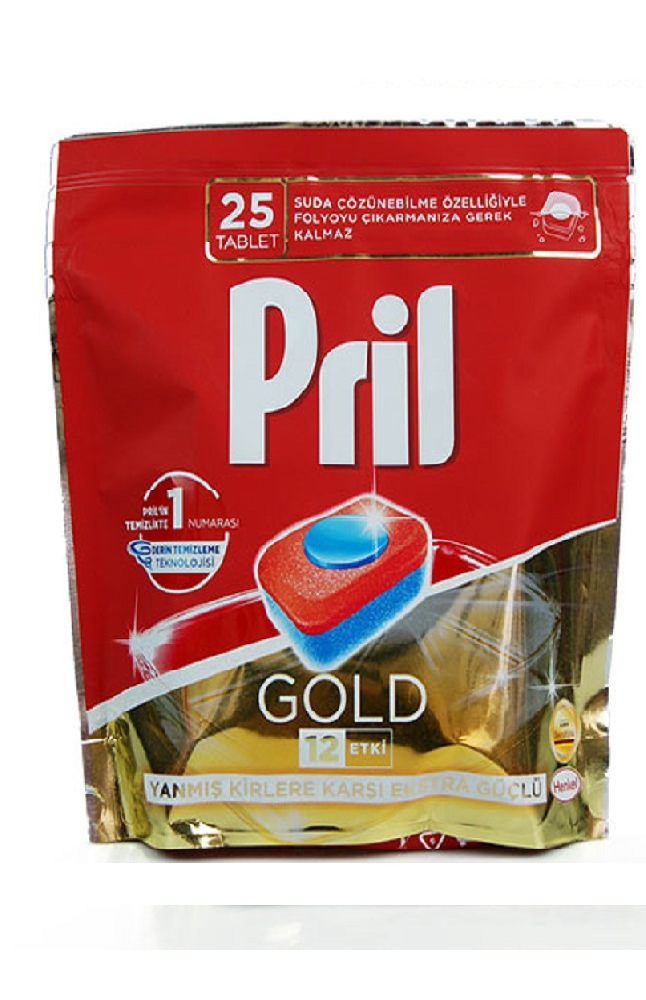 PRIL GOLD 25 LI TABLET