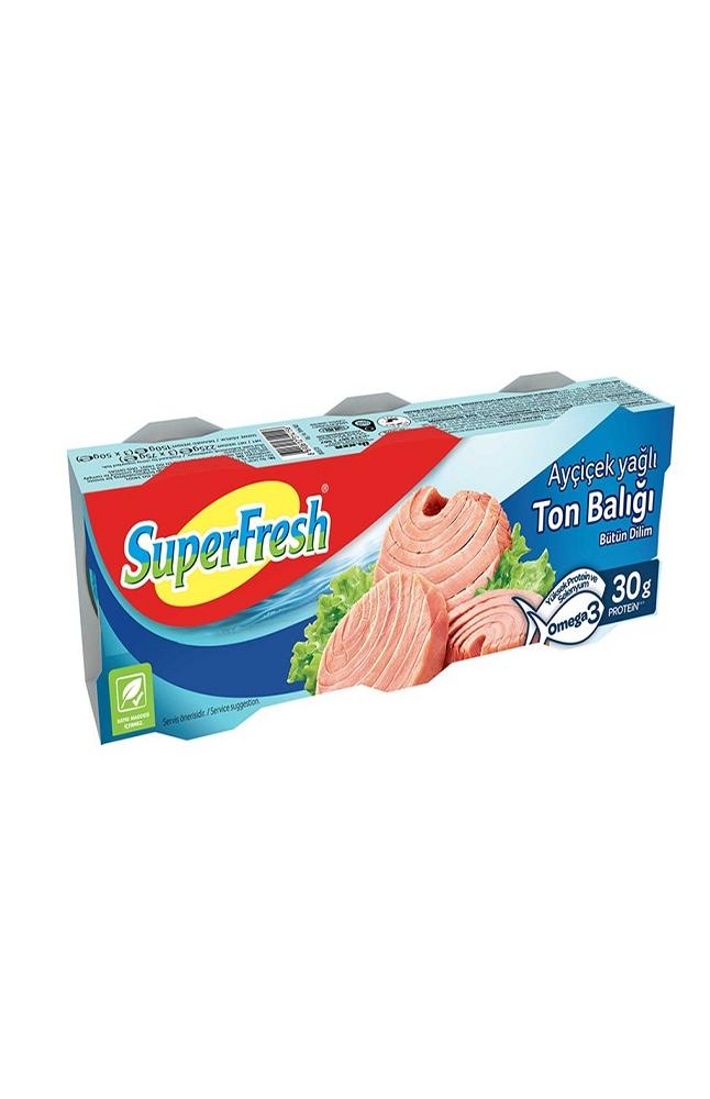 SUPERFRESH TON BALIGI 3x75 GR