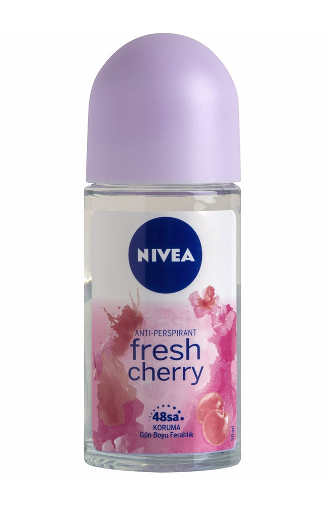 NIVEA FRESH CHERRY 50 ML