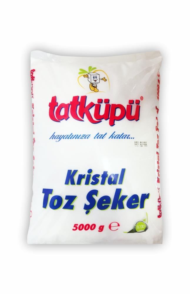 TATKUPU TOZ SEKER 5 KG