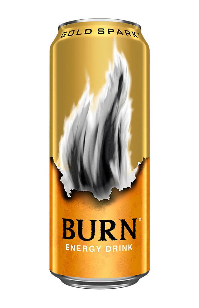 BURN GOLD KUTU 500 ML