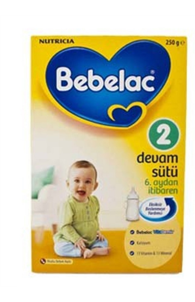 BEBELAC 2 250 GR