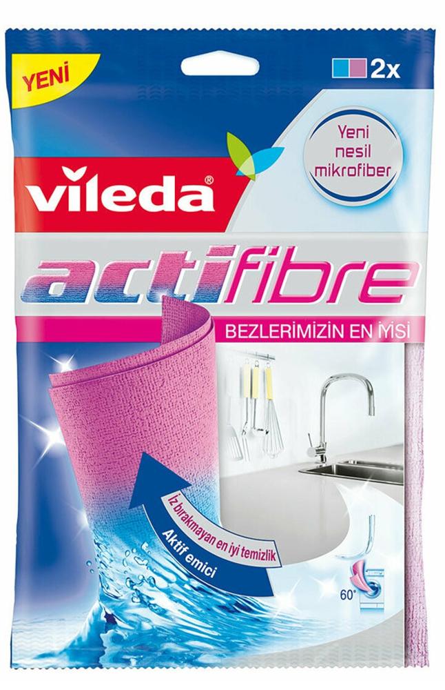 VILEDA MIKROFIBER ACTIFIBRE BEZ