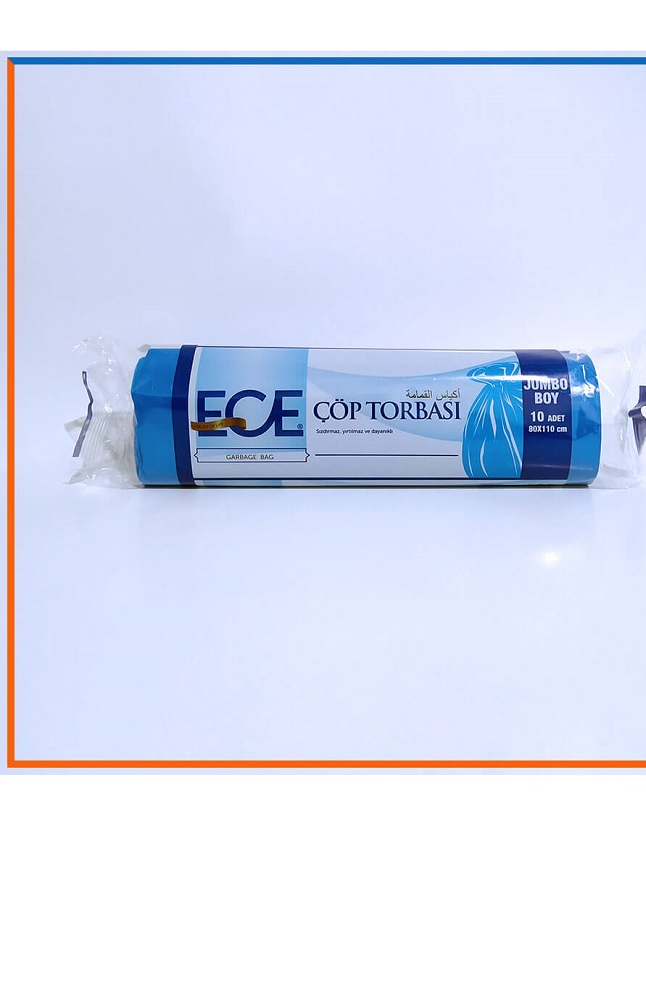 ECE COP TORBASI JUMBO BOY 80x110 CM