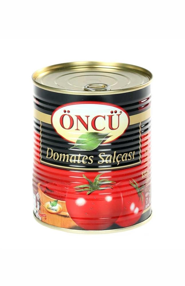 ONCU DOMATES SALCASI TENEKE 830 GR