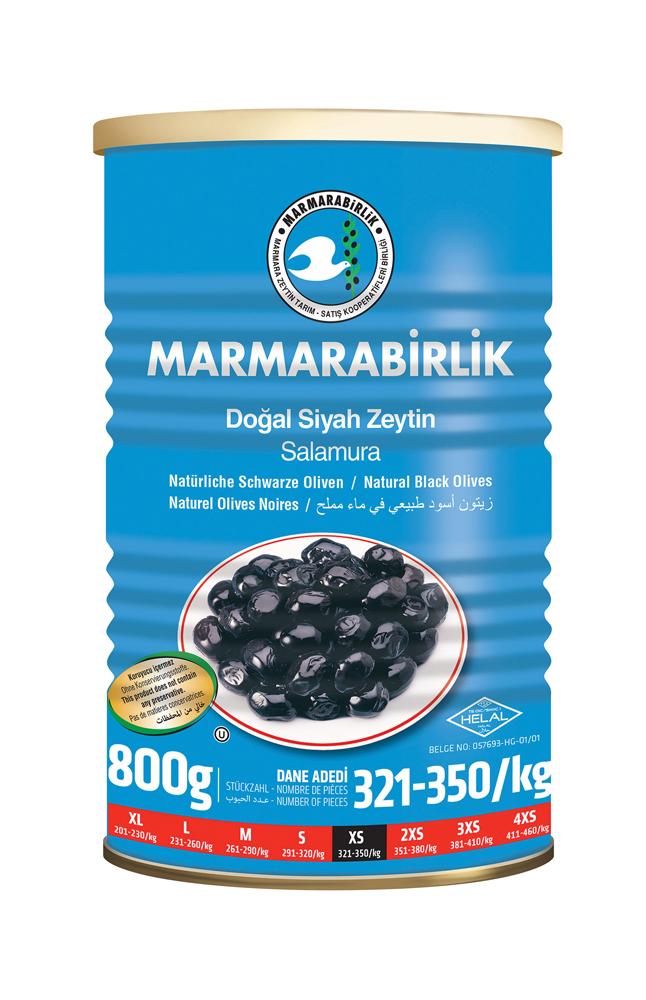 MARM  ZEYTIN EXT.800 GR
