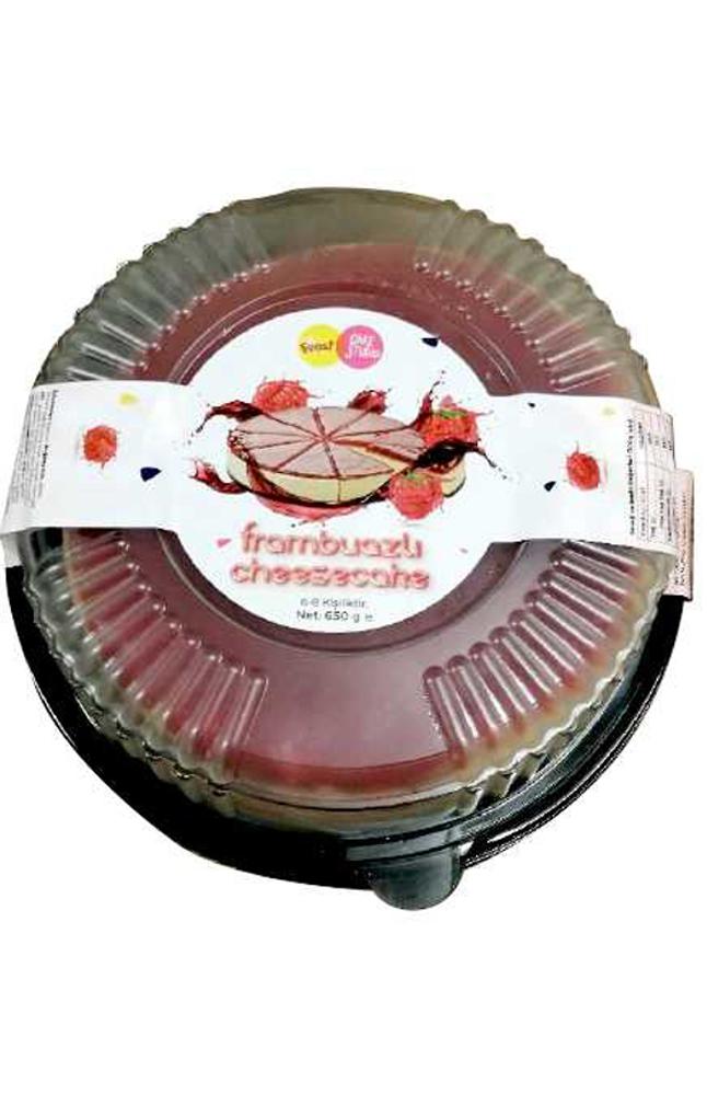 FEAST FRAMBUAZLI CHEESCAKE EKO 650 GR