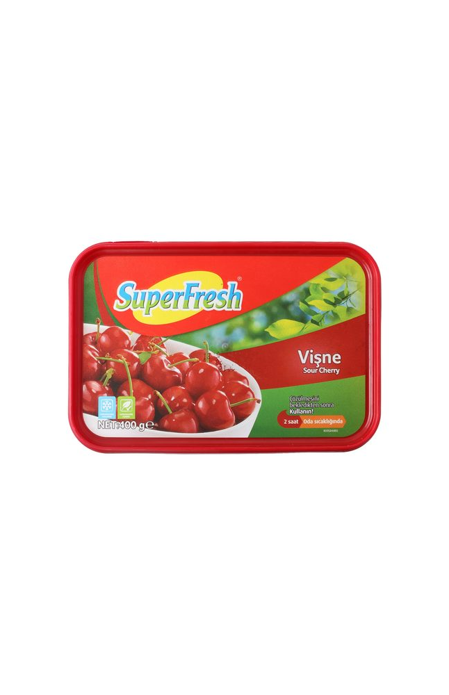 SUPERFRESH VISNE 400 GR