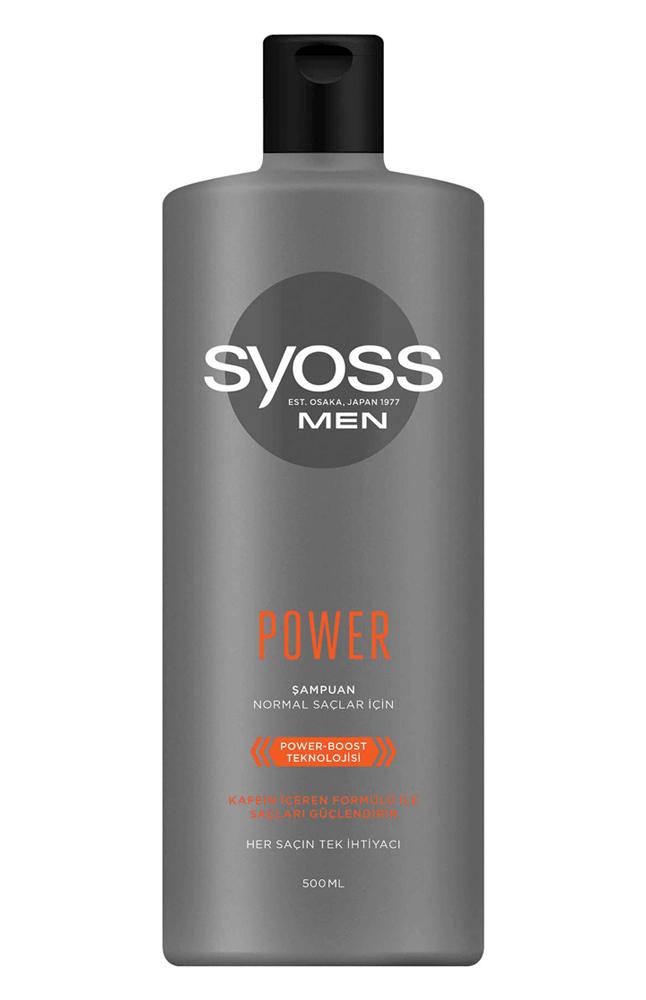 SYOSS MEN POWER SAMPUAN 500 ML