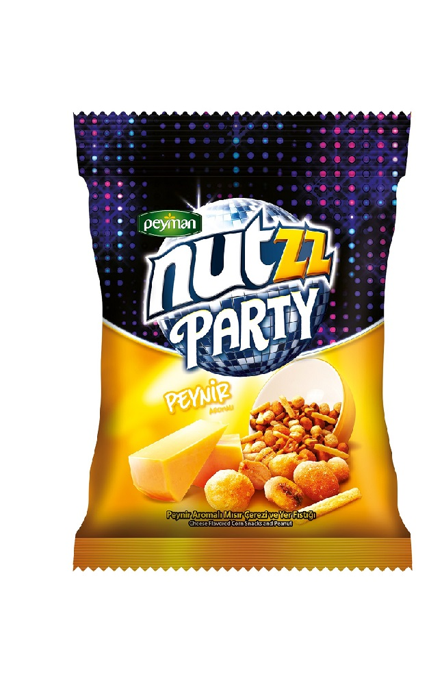 NUTZZ PARTY PEYNIRLI 200 GR