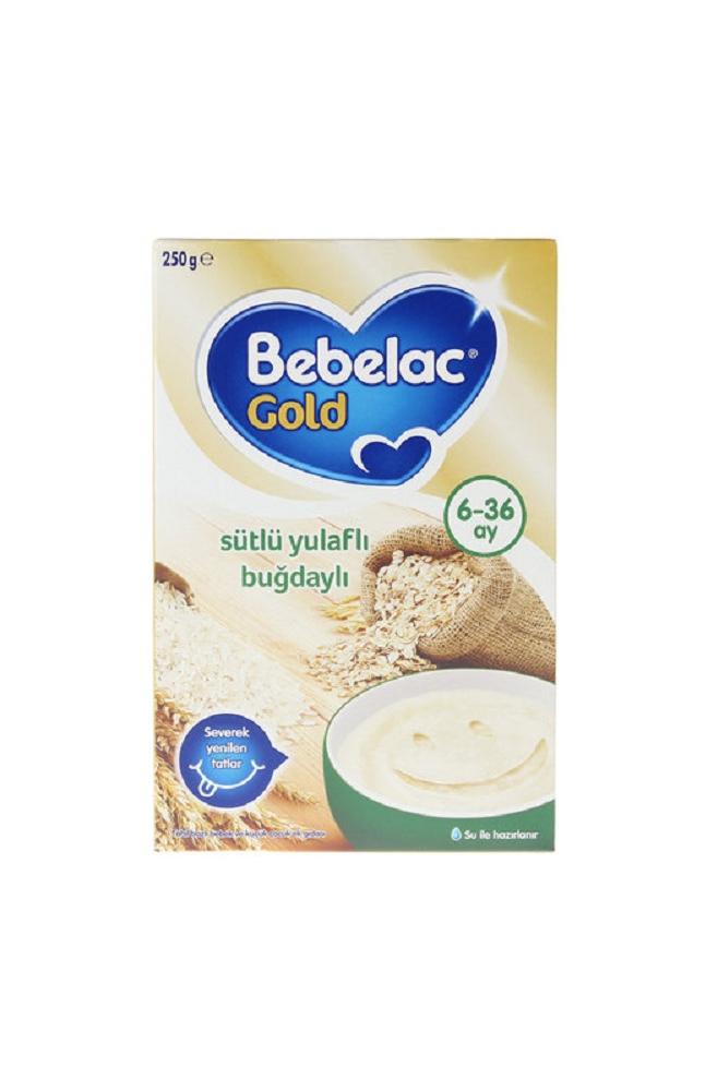 BEBELAC GOLD SUTLU YULAFLI BUGDAYLI 250 GR