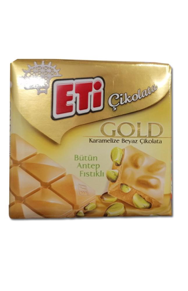 ETI CIKOLATA GOLD AN.FIS. BEYAZ CIK. 60 GR