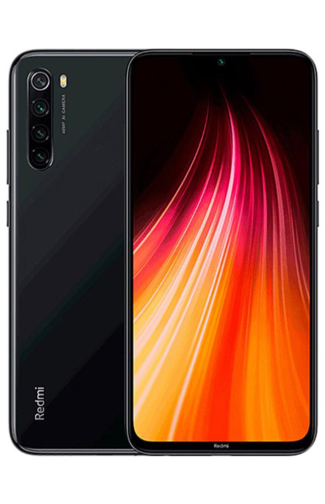 XIAOMI REDMI NOTE 8 4/64 GB BLACK