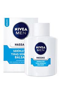 NIVEA FOR MEN BALSAM HASSAS SER.100 ML(E)