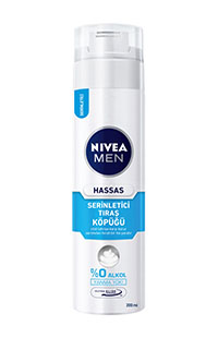 NIVEA FOR MEN TRAS KOP. HASSAS SERINLETICI 200 ML