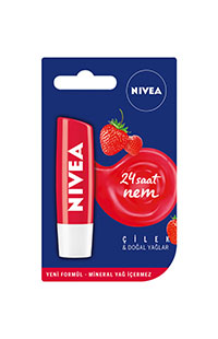 NIVEA LIP CARE CHARE FRUITY SHINE