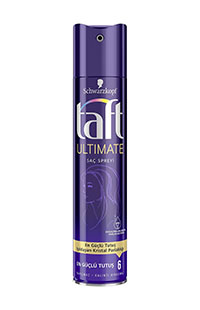 TAFT SPREY ULTIMATE 250 ML