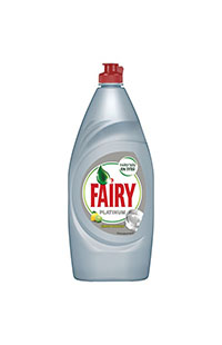 FAIRY SIVI PLATINUM DETERJAN LIMON 870 ML