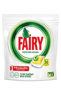 FAIRY H. ARADA B MAK. KAPSUL SARI 36 LI