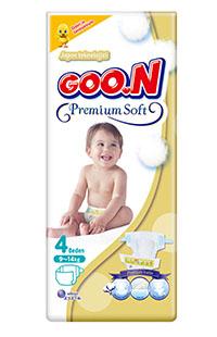 GOON PREMIUM BANT JUMBO NO 4 34 LI