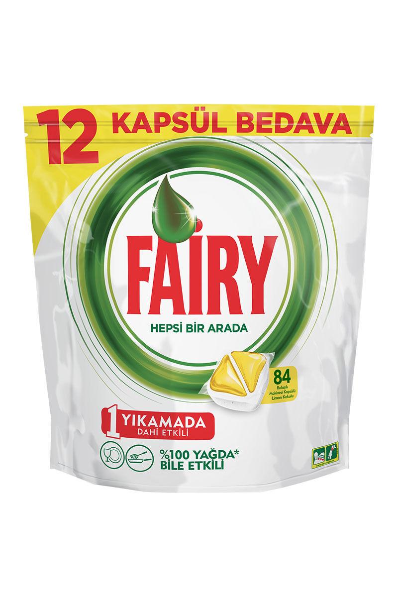 FAIRY H ARADA B MAK KAPSUL SARI 84 LU
