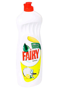 FAIRY SIVI BULASIK DTRJ LIMON 650 ML