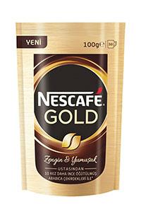 NESCAFE GOLD 100 GR.EKOPAKET