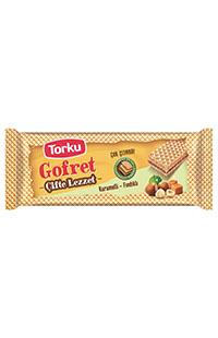 TORKU KARAMELLI-FINDIKLI GOFRET 142 GR