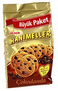 ULKER HANIMELLER COKODAMLA POSET 170 GR
