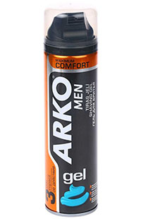 ARKO TIRAS JELI ANTI IRRITATION 200 ML