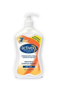 ACTIVEX ANTIBAK. SIVI SABUN AKTIF 700 ML