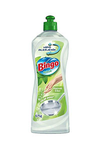 BINGO BULASIK DET. SENSITIVE 675 ML