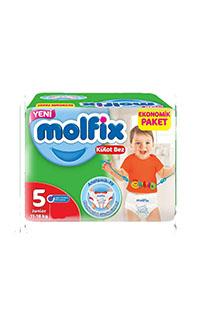 MOLFIX EKO PAKET (JUMBO) JUNIOR 30 LU
