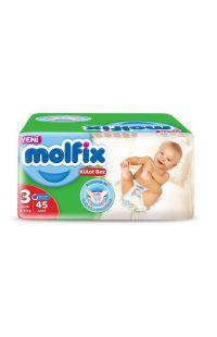 MOLFIX PANTS MIDI 45 LI
