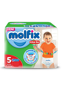 MOLFIX PANTS JUNIOR 30 LU