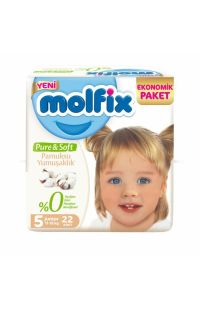 MOLFIX PURE SOFT JUNIOR EKO 22 LI