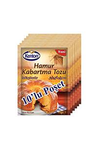 KENTON KABARTMA TOZU 10 * LU (KAPALI)
