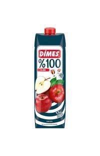 DIMES 1/1 EXTRA %100 ELMA SUYU 1000 ML