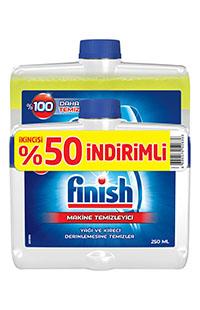 FINISH MAKINE TEMIZLEYICISI 2x250 ML