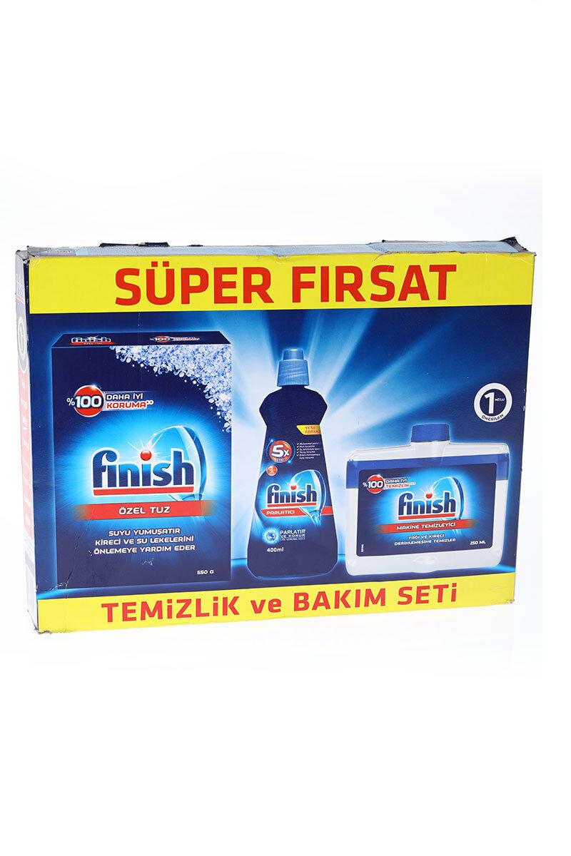 FINISH TEM.SET (TABLET - PAR.-MAK.TEM)