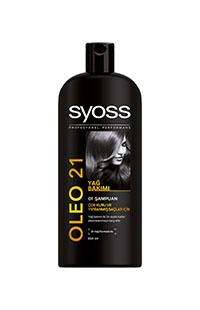 SYOSS SAMPUAN 550 ML OLEO