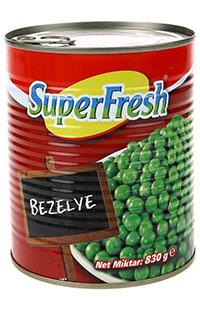 SUPERFRESH BEZELYE 830 GR