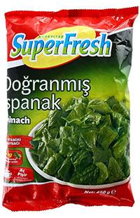 SUPERFRESH ISPANAK 450 GR