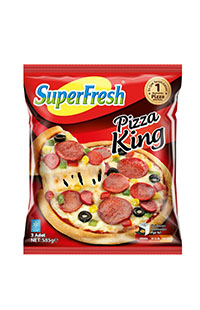 SUPERFRESH PIZZA KING 3'LU