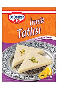 DR OETKER IRMIK TATLISI 162 GR