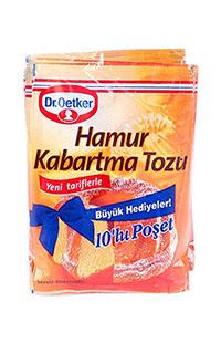 DR OETKER HAMUR KABARTMA TOZU-10LU 100 GR