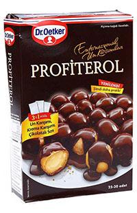 DR OETKER PROFITEROL 360 GR