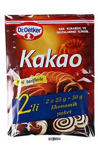 DR OETKER KAKAO 50 GR(2X25)