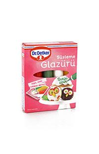DR OETKER SUSLEME GLAZURU 76 GR